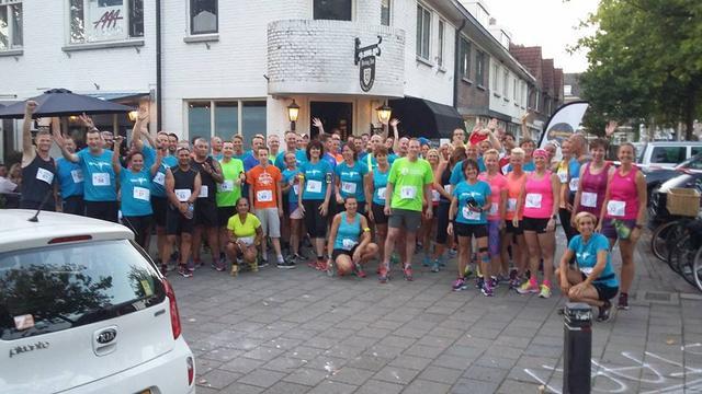 Tweede editie Alphense Bruggenrun groot succes