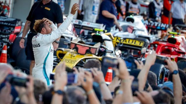 Wolff wil nog niet aan vijfde wereldtitel voor Hamilton denken