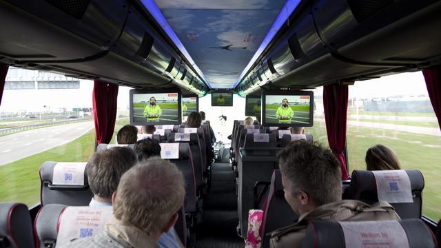 Met de kinderen naar Schiphol behind the scenes voor 8,25 euro