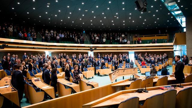 Kamer herdenkt oud-premier Lubbers als groot staatsman