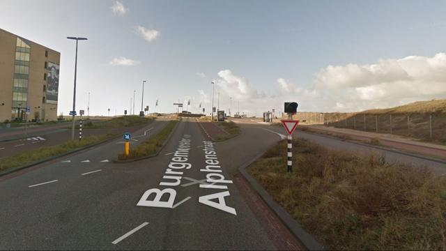 Waarschuwingslicht tegenover circuit Zandvoort werkt al jarenlang niet