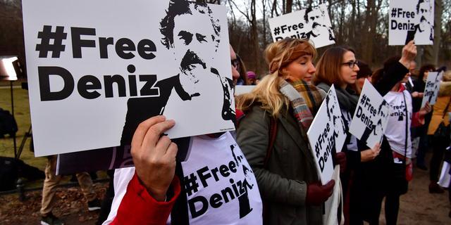 Turkije hoopt op soepeler Duits reisadvies na vrijlating Deniz Yücel