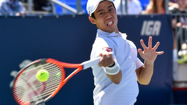 Nishikori derde toptienspeler die zich afmeldt voor US Open