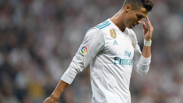 Meisje imiteert Ronaldo