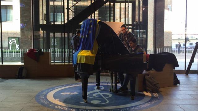 Markiyan Matsekh: 'Ik voel me verantwoordelijk voor het referendum'