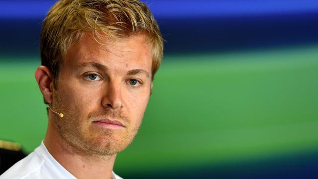 Rosberg verlengt contract bij Mercedes tot eind 2018