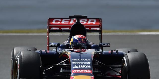 'Toro Rosso dicht bij deal voor Ferrari-motor'