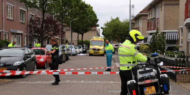 Brandend busje Amsterdam-Noord was vluchtauto liquidatie