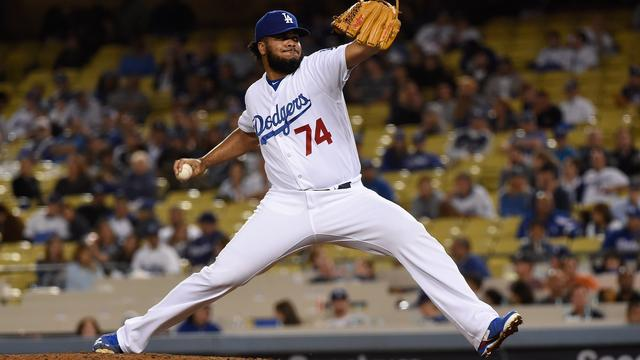 Dodgers-werper Jansen derde Nederlander in play-offs MLB