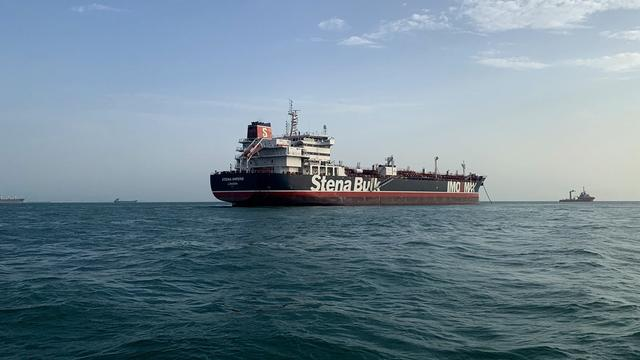 Britse olietanker Stena Impero moet toch in Iran blijven