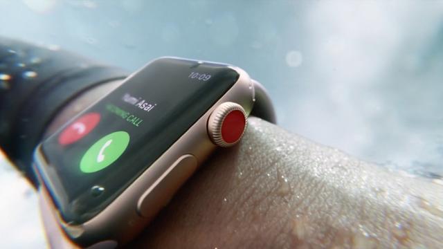 'Knoppen op nieuwe Apple Watch niet langer fysiek in te drukken'