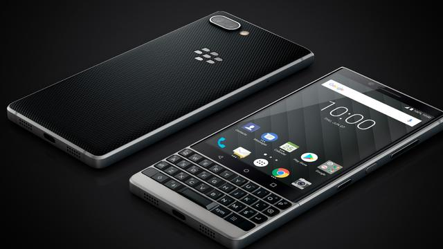 TCL stopt met verkoop van BlackBerry-telefoons