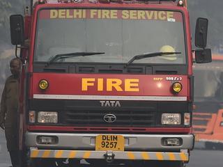 In december kwamen ook al 26 mensen om bij twee grote branden in India