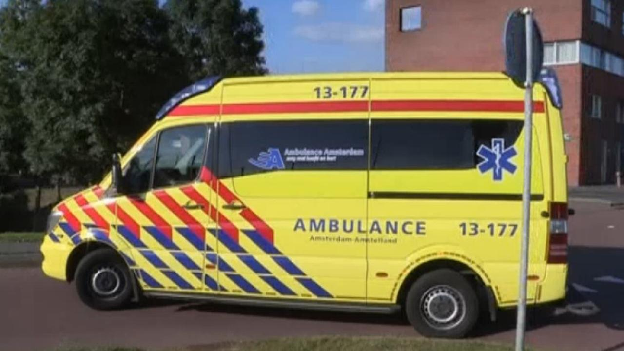 Aanhouding na commotie bij ongeval Bijlmerdreef