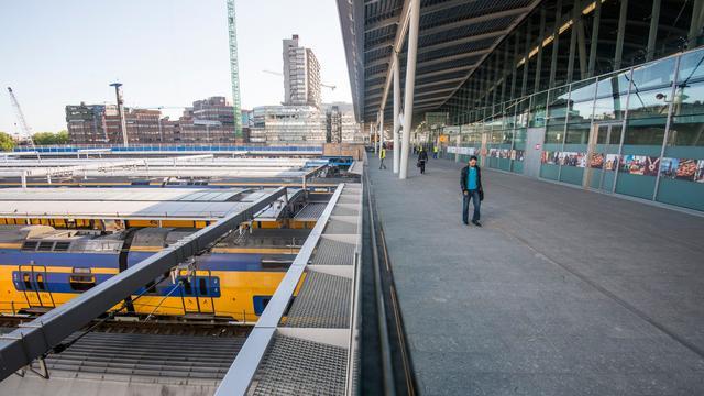Laatste hand gelegd aan werk spoor Utrecht