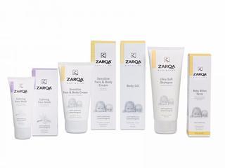 Met de producten van Zarqa haal je het allerbeste in huis voor je baby of kindje