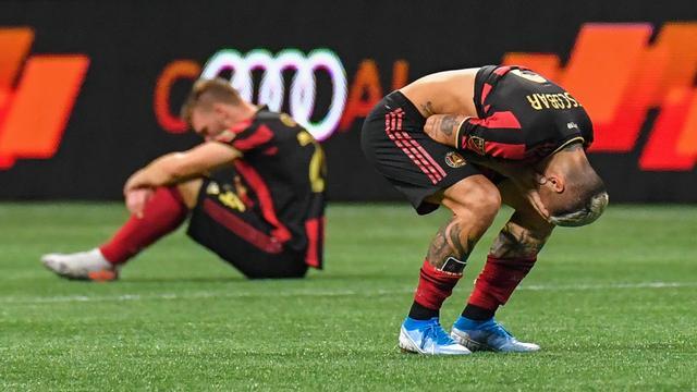 De Boer en titelverdediger Atlanta stranden in halve finales play-offs MLS