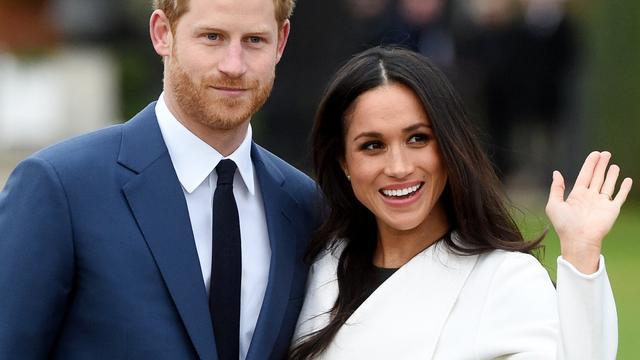 Prins Harry en Meghan Markle nodigen burgers uit voor koninklijke bruiloft