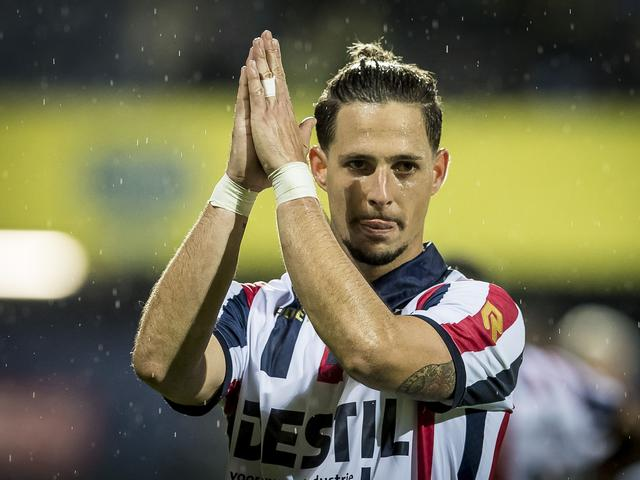 Willem II will leave Sol to Dynamo Kiev after all' - International News