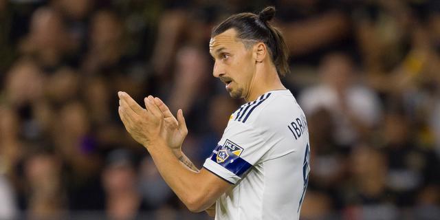 Ibrahimovic: 'Als ik vertrek, zal niemand meer weten wat de MLS is'