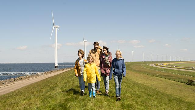 Hoeveel windkracht heeft een windmolen nodig nu het for Hoeveel traptreden heeft een trap