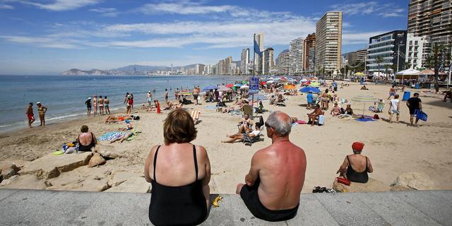 TUI verwacht recordaantal vakanties naar Spanje na aanslagen