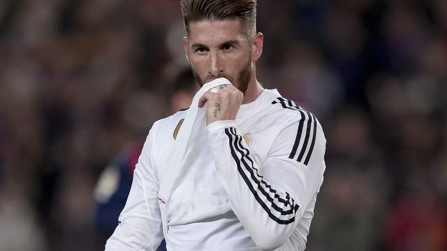 'United biedt 40 miljoen euro op Real-verdediger Ramos'
