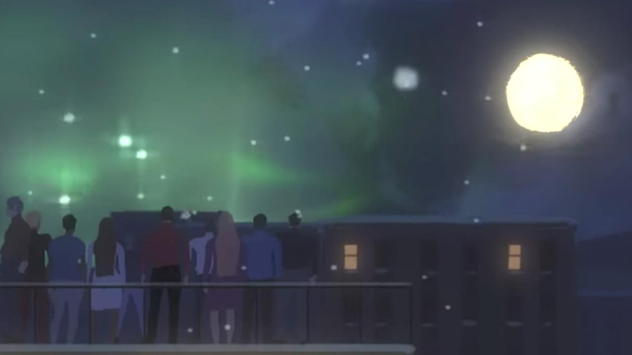 Bekijk hier de animatievideo bij Thank God It's Christmas