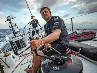 47-jarige Brit werd niet meer teruggevonden bij Volvo Ocean Race