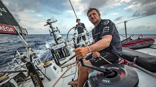 Volvo Ocean Race gaat ervan uit dat overboord geslagen zeiler is omgekomen