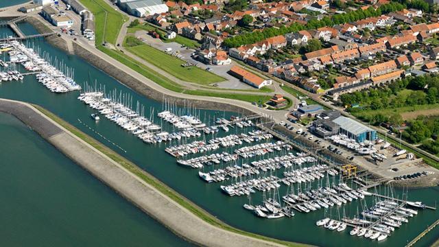 Watersportvereniging Noord-Beveland viert 50-jarig bestaan