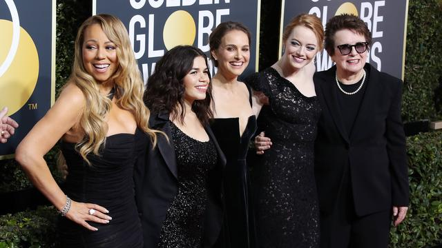 Image result for me too golden globes