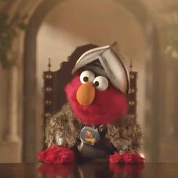 Elmo sust conflict tussen Game of Thrones-personages