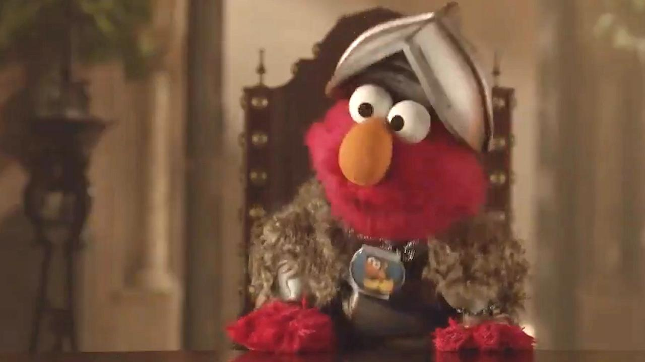 Elmo sust conflict tussen Game of Thrones personages