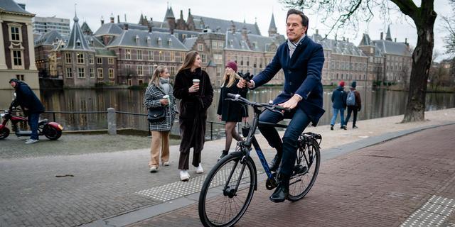 Rutte III bood grote dossiers het hoofd, maar toeslagenaffaire bleek te lastig