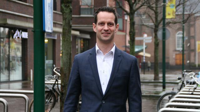 Wethouder Jean-Pierre Schouw trots op centrum Etten-Leur