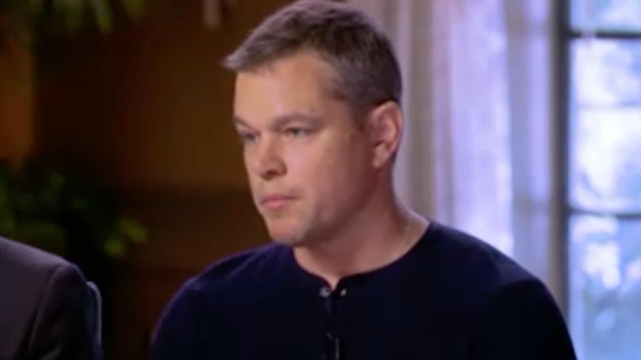 Matt Damon hoorde van vermeende misbruik Gwyneth Paltrow van Ben Affleck