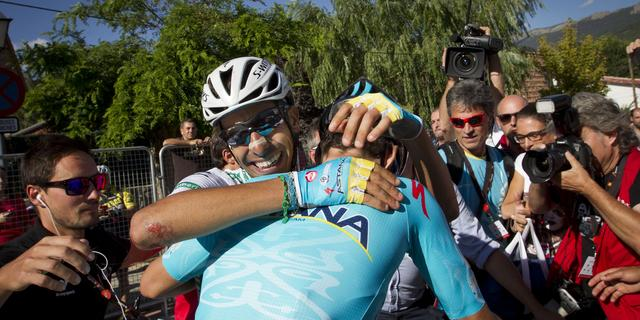 Bekijk hier alle etappe-uitslagen en Vueltaklassementen
