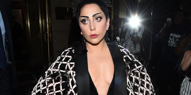 Lady Gaga steunt wetgeving zedenmisdrijven