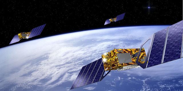 Europees satellietnetwerk Galileo gaat van start