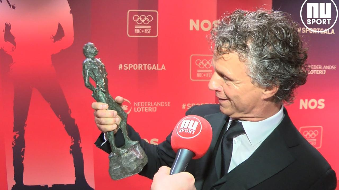 Lammers: 'Verstappen is qua vaardigheden allang een wereldkampioen'