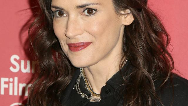 Winona Ryder ook in campagne Marc Jacobs
