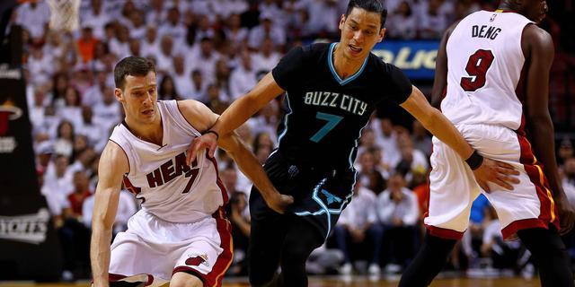 Heat verder in play-offs NBA, Warriors beginnen goed aan tweede ronde