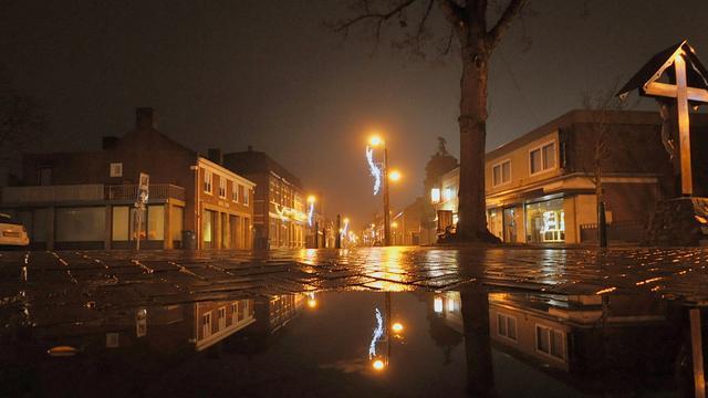 Weerbericht: Mistige ochtend met wat regen, later droog en lokaal zonnig