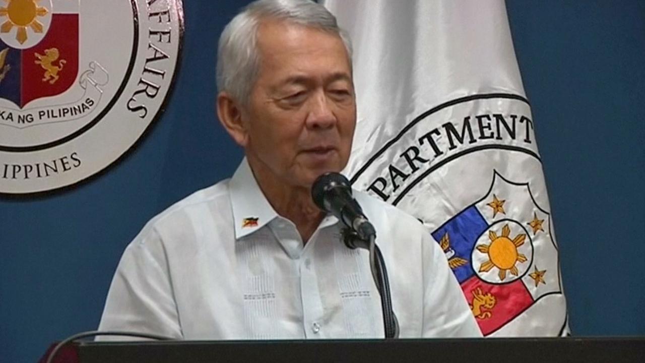 Minister weerspreekt verlaten VN van Filipijnen