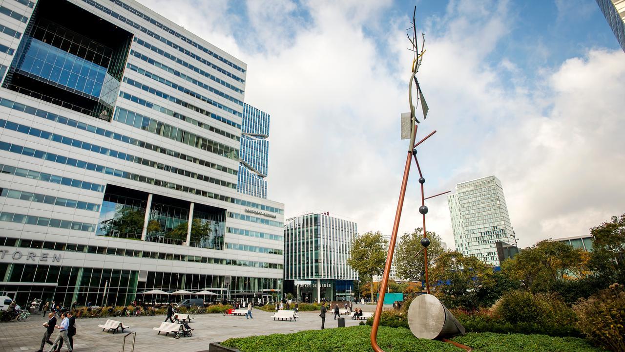 Leegstand van kantoren in Nederland weer verder teruggelopen