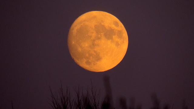 'Maan had dampkring net als aarde'