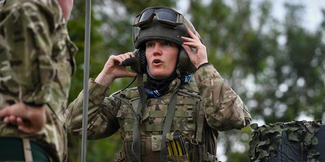 Twee derde van vrouwen in het Britse leger ervaart seksuele intimidatie