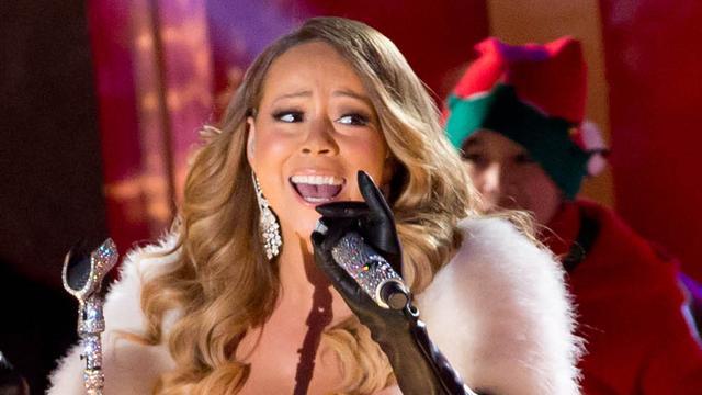 Mariah Carey brengt kerstalbum na 25 jaar opnieuw uit