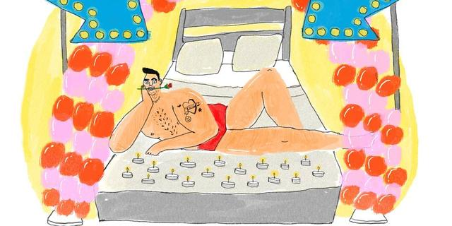 Evolutionair psycholoog: 'Man leidt leven vol onvervuld verlangen'